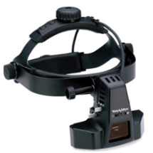 도상검안경 검사 indirect Ophthalmoscope